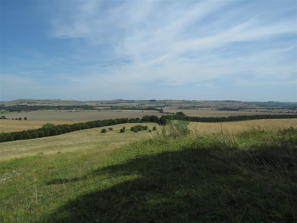 Visiting Barbury County Country Park, Wiltshire
