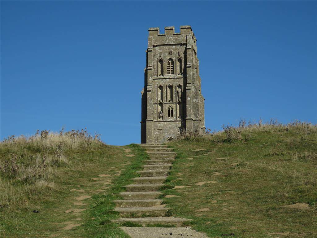 St. Michael's, Glastonbury Tor, Somerset