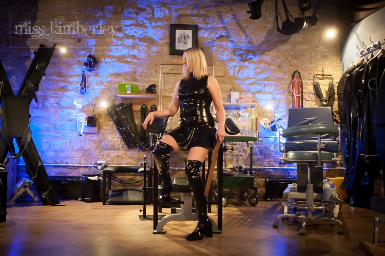 Pro Domme Milton Keynes in her dungeon