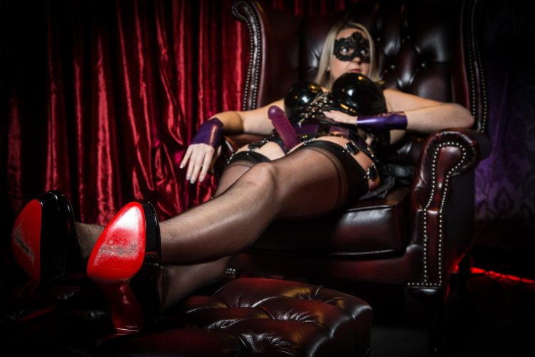 Professional Dominatrix Foot worship sessions in Northampton