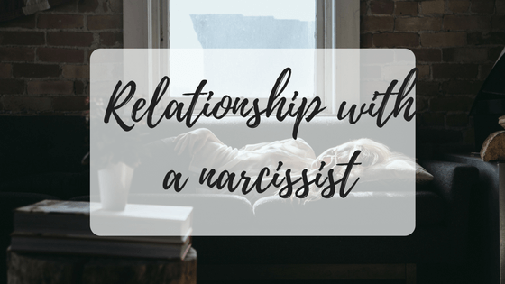 Relationship with a narcissist - my personal story