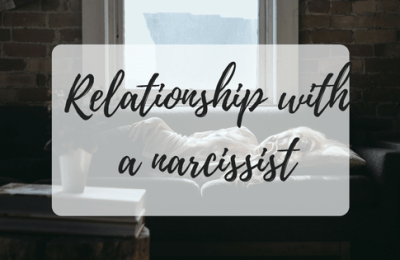 relationship with a narcissist personal story miss mental