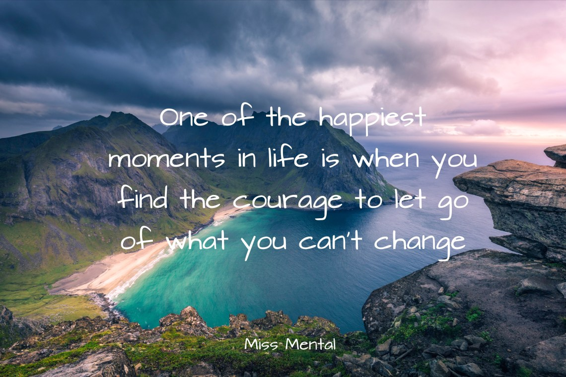 Inspirational quote 2 miss mental