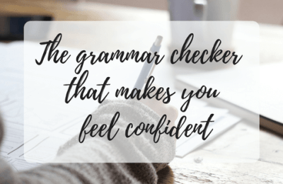 the grammar checker that makes you feel confident miss mental