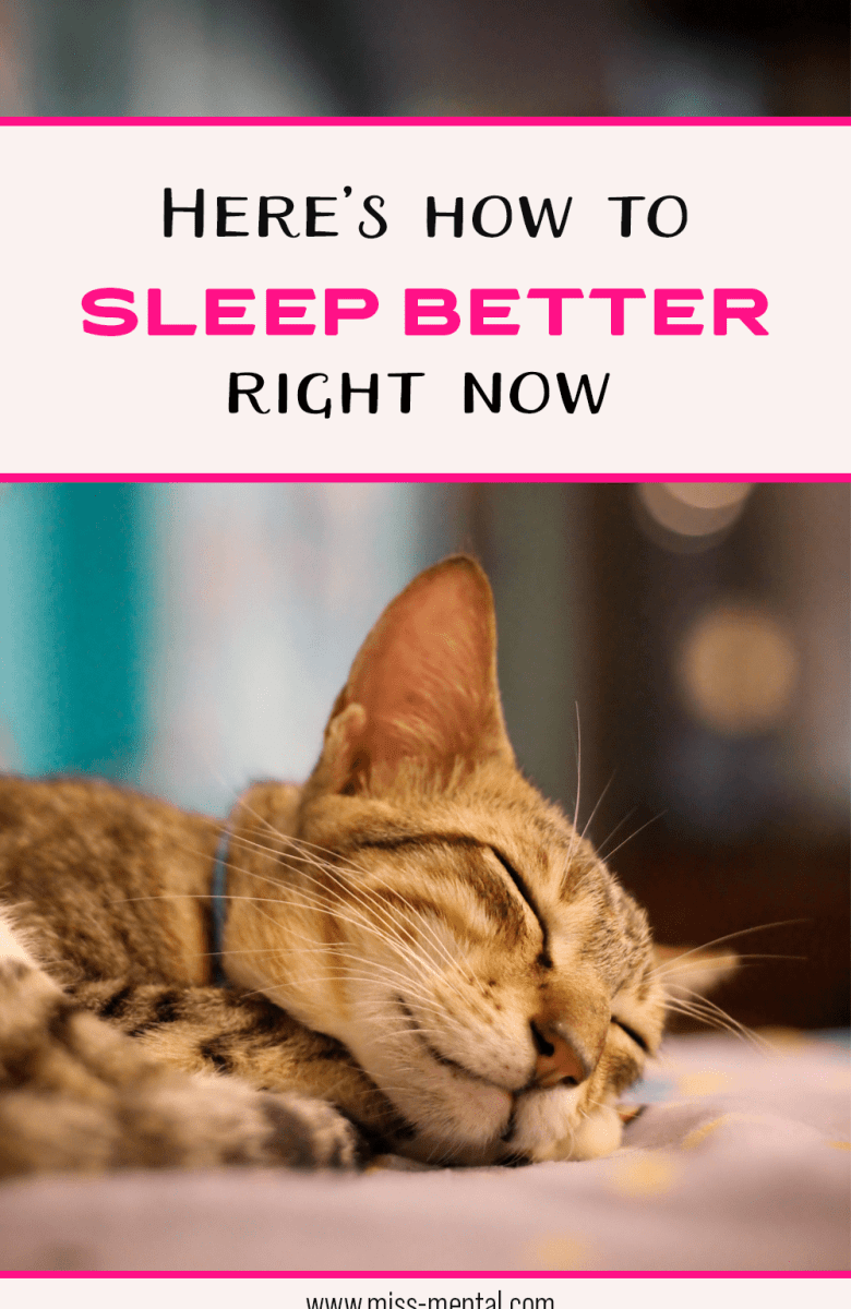 Learn how to sleep better right now. Insomnia is bad for our physical and mental health. With sleep hygiene you can learn how to sleep better right away. Easy tips for sleeping better like 'Make sure your room temperature is good' and 'go for some fresh air before bed'. These steps to sleep better can be done by everyone and are scientifically proven to improve sleep. #sleep #insomnia #mentalhealth