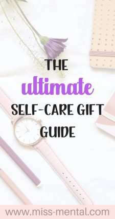 the ultimate selfcare gift guide | self-care inspiration for your body and mind.