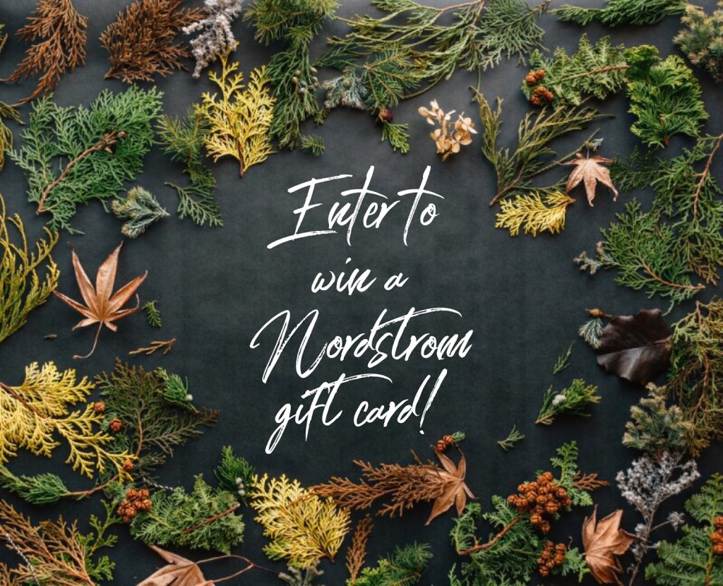 Enter to win nordstrom gift card