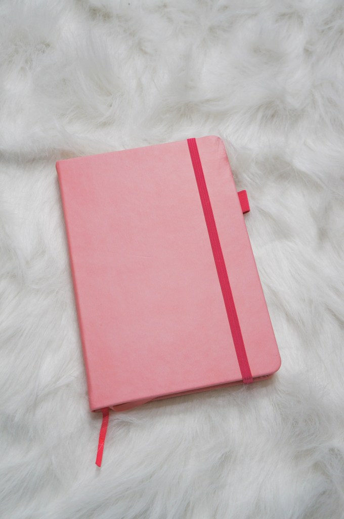bullet journal supplies scribbles that matter dotted notebook pink | bullet journaling bujo #bujo