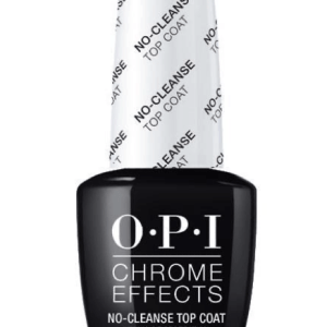 OPI GEL CHROME EFFECTS - NO-CLEANSE TOP COAT