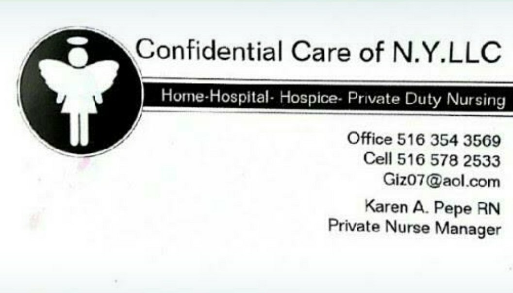 Confidential Care