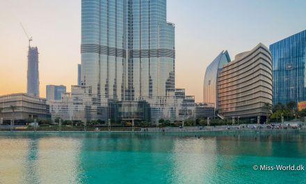 7 Instagram billeder fra Burj Khalifa i Dubai + Turen til toppen