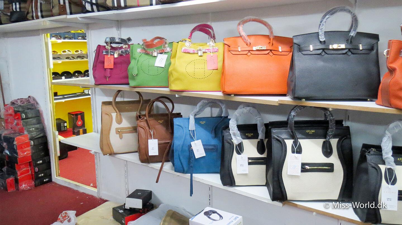 Hemmelig shopping i Al Karama, Dubai