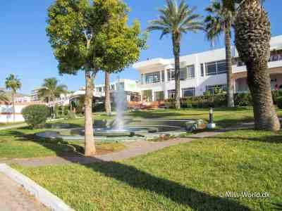 Fountain Agadir Morocco