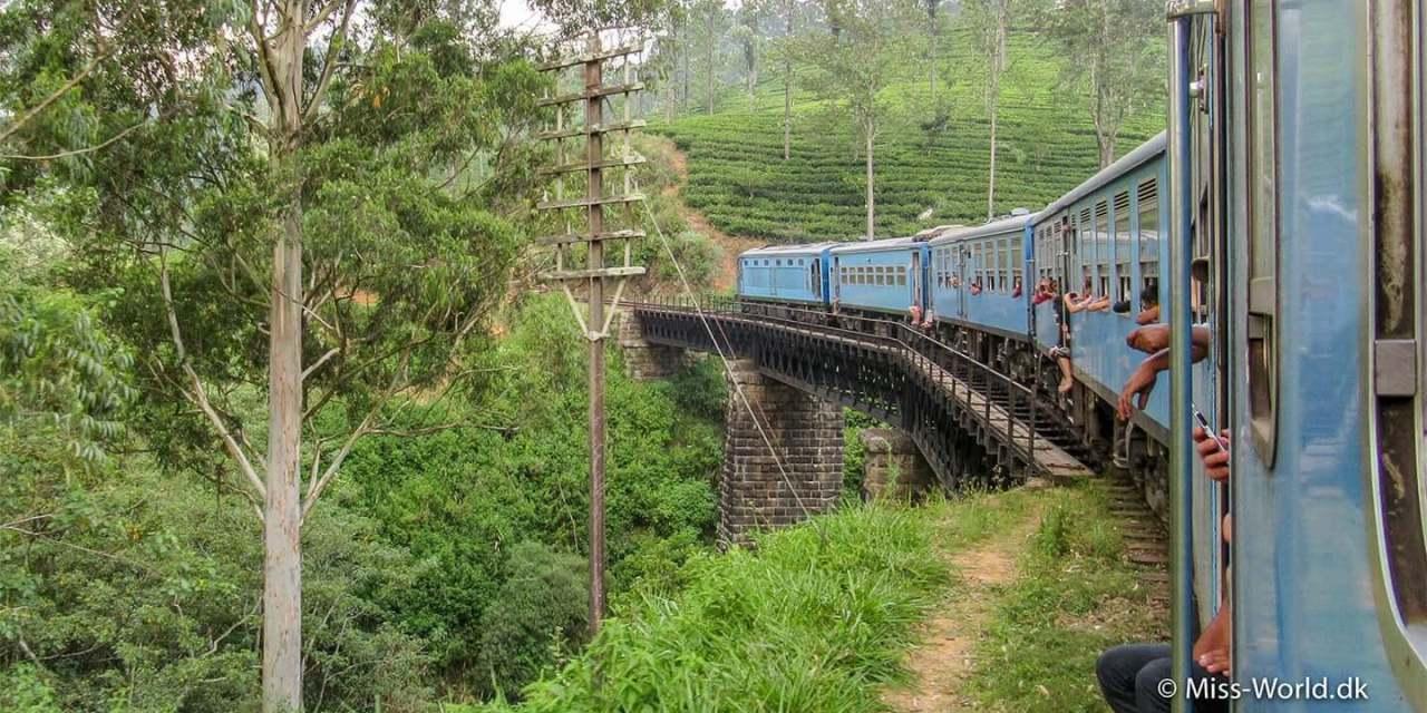 Tog i Sri Lanka