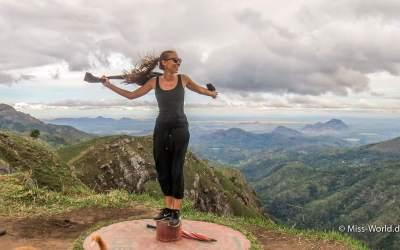 Little Adam's Peak i Ella, Sri Lanka