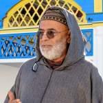 Tour guide i Marokko