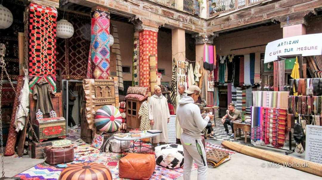 Marokkopuder Marrakech Morocco