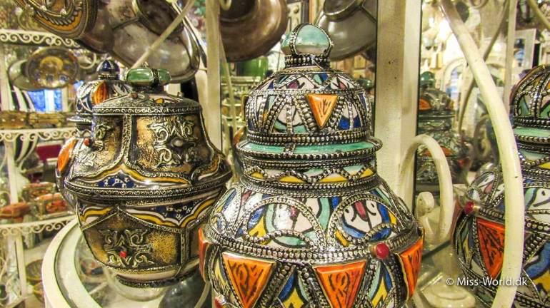 Marrakech shop
