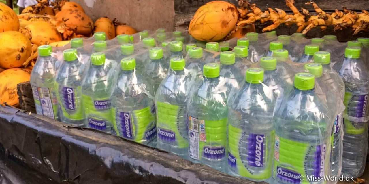 Drikkevand i Sri Lanka