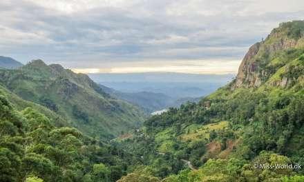 Ella Gap • Måske Sri Lankas smukkeste udsigt? (Billeder)