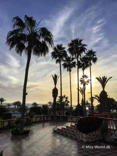 Sunset Beach Agadir Morocco