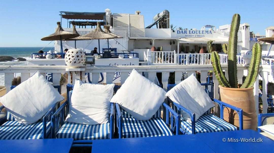 Taros Café Restaurant Essaouira