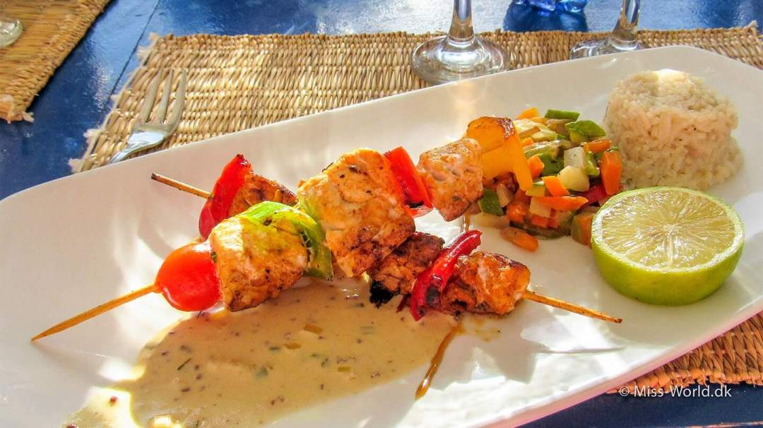 Taros Restaurant Essaouira Morocco Lunch