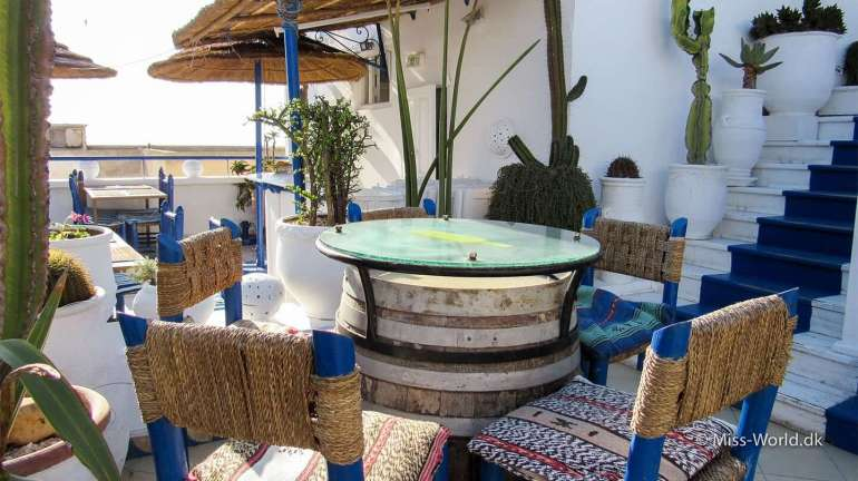 Taros Restaurant Eassaouira Morocco
