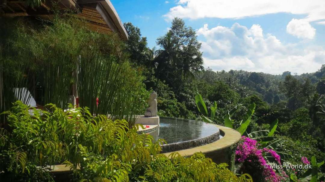 The Lembah Spa at Viceroy Bali in Ubud