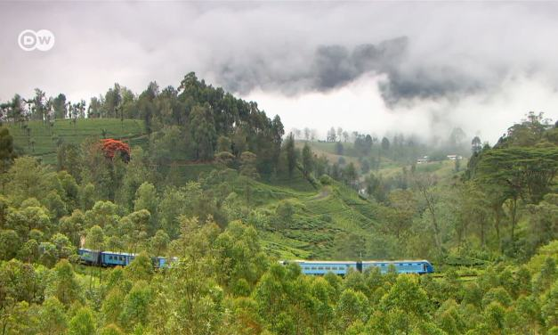 Med tog gennem Sri Lanka – Dokumentar