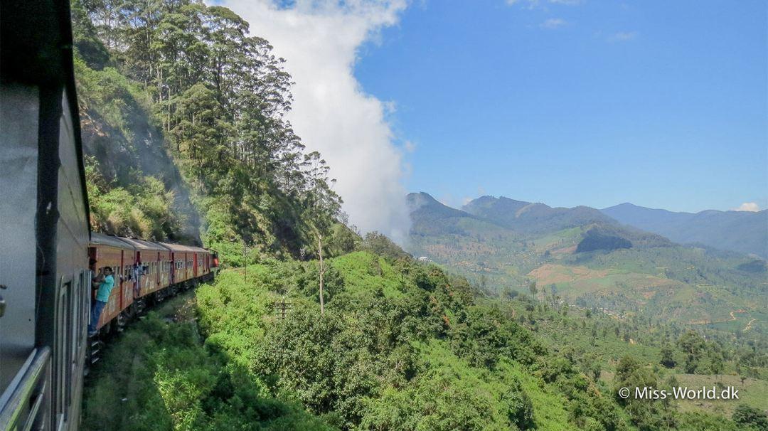 Train Trip Sri Lanka