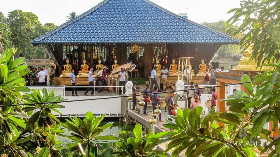 Vesak Seema Malaka Temple Colombo