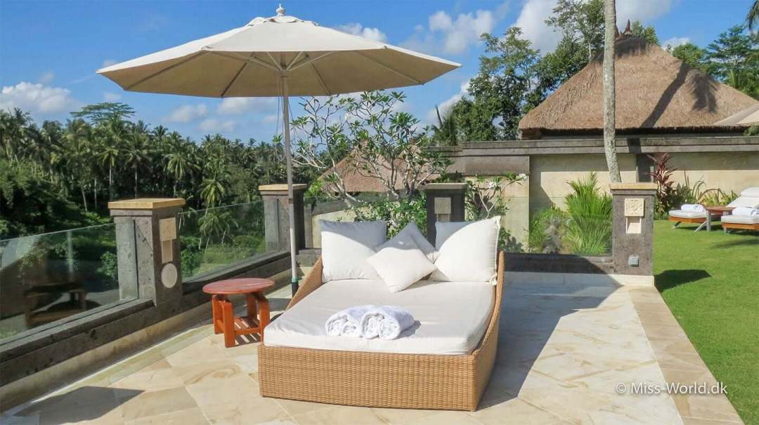 Viceroy Bali Double Sun Lounger