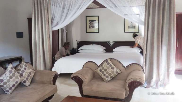 Viceroy Bali hotel room