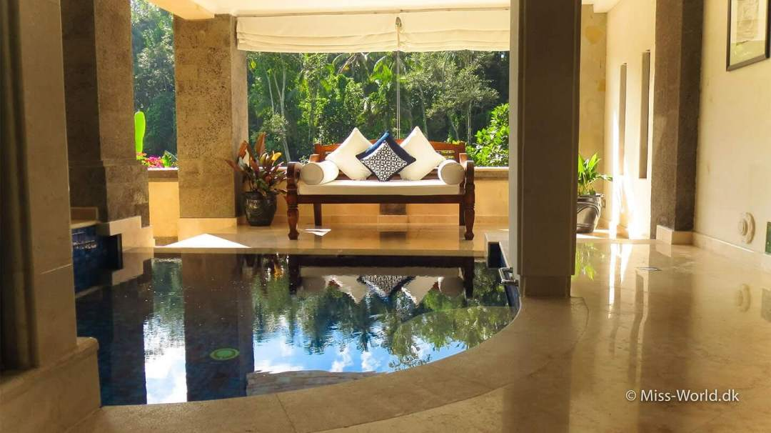 Or how about this private pool? Viceroy Bali