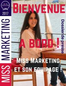 Le Dossier de Presse de Miss Marketing