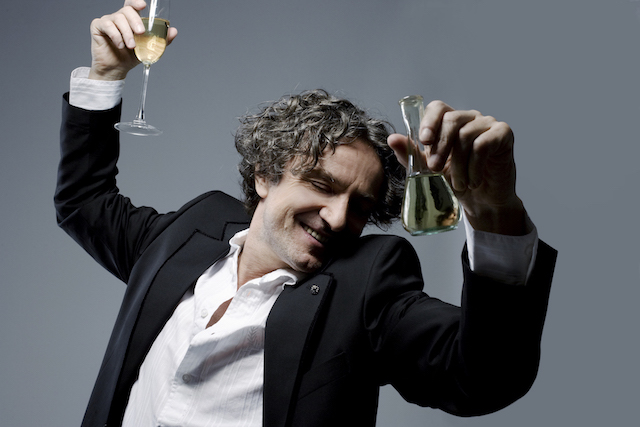 Goran Bregović at the Chan Centre