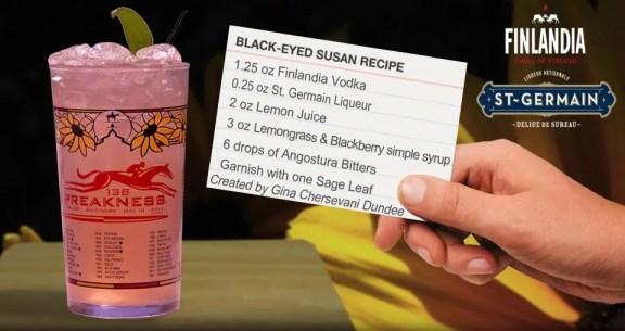 2013 Black-Eyed Susan Recipe
