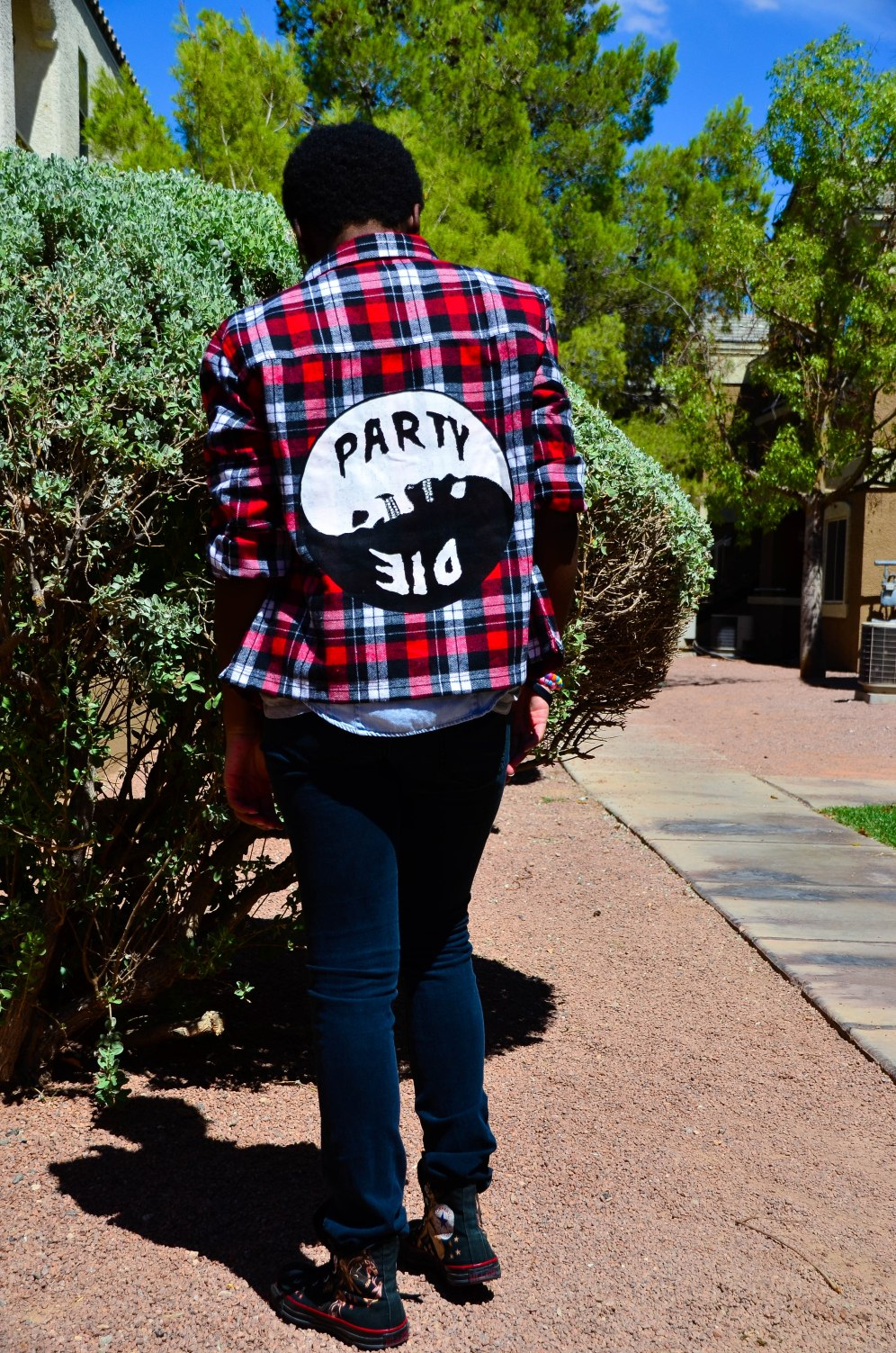 Party|Die Flannel