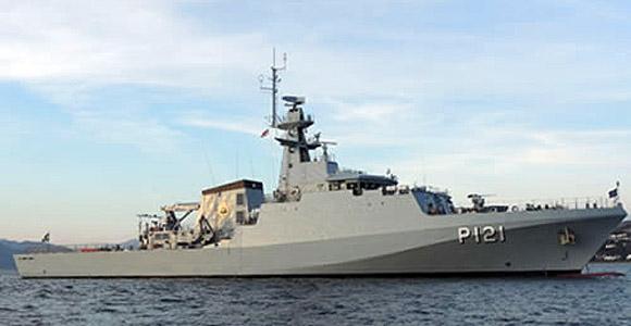 navio patrulha