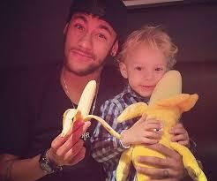 neymar banana