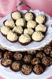 White Chocolate and Walnuts Brigadeiros
