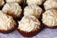 White Chocolate Brigadeiros