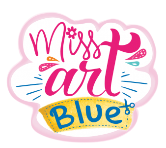 Miss Art Blue