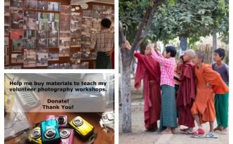 © clara Go #Help - #RaiseMoney #Nepal #Volunteer #Photography #Workshops