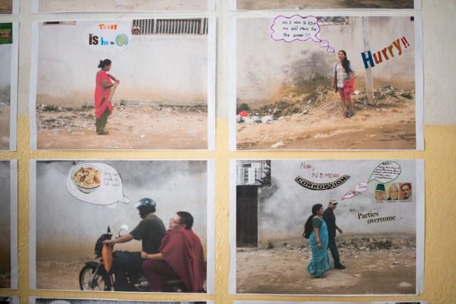 © Clara.Go--The bubble Project a Srongtsen Bhrikuti Boarding High School.
