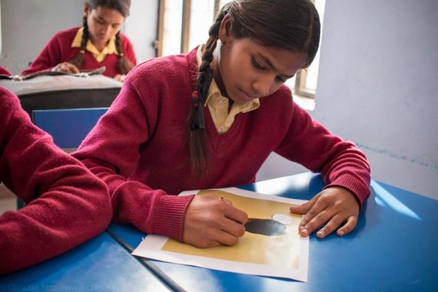 © Clara.Go - The Bubble Project a Jhag Children Villagge- Rajasthan - i-india