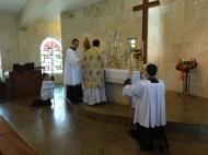 Início do Canon Romano