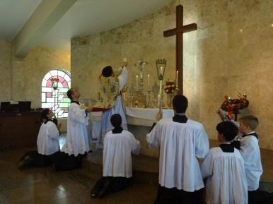 Elevação do Corpo de Cristo
