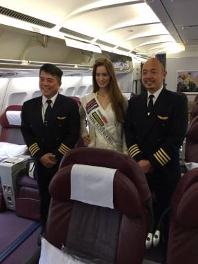 Annika Grill - Miss World 2015 - Anreise - 19.11 (5)